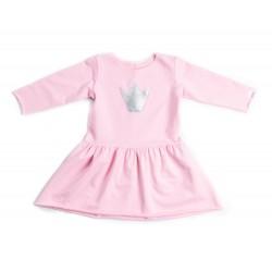 Dievčenské sukňové šaty