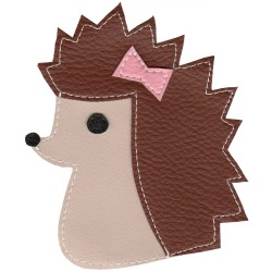Squeaky T-shirt with Miss Hedgehog