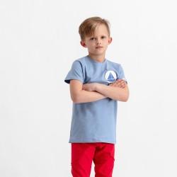 Chlapecké pískací tričko s krátkým rukávem