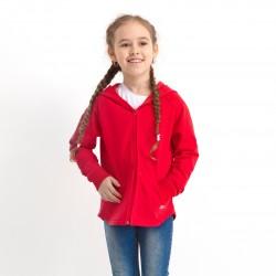 ZIPPIE girls' zip hoodie