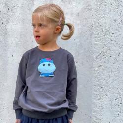 Sweatshirt CLASSIC for girls