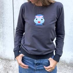 Sweatshirt CLASSIC for woman